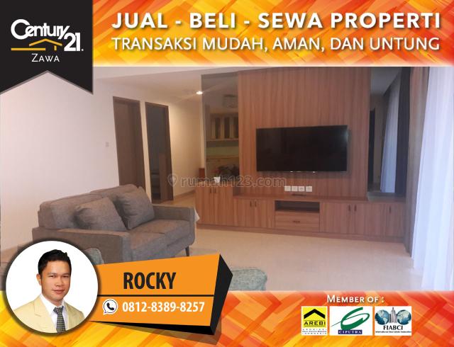 APARTEMENT 1PARK AVENUE, 3 BR + 2 BATHROOM, FULLY FURNISH, USD. 2.300/MONTH, Kebayoran Lama, Jakarta Selatan