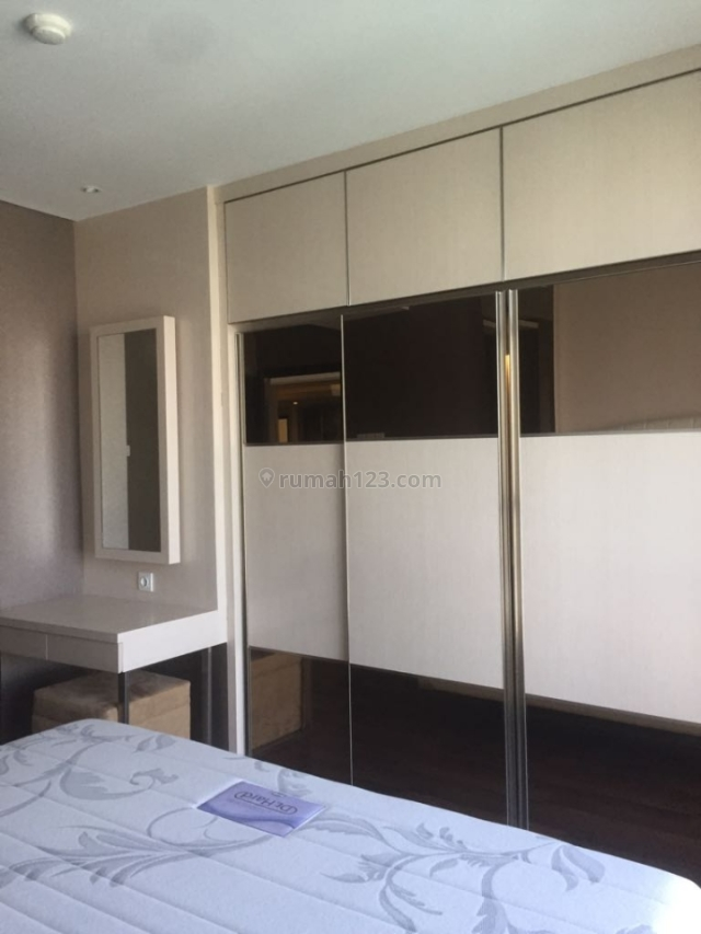 Apartemen Central Park Fully Furnished Tipe 2 Bedroom + 1 Jakarta Barat, Central Park, Jakarta Barat