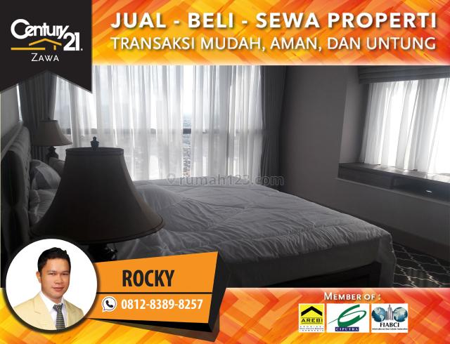 Apartemen 1Park Avenue, Jakarta Selatan 2BR+2 Kamar Mandi, Hunian Strategis, Kebayoran Lama, Jakarta Selatan