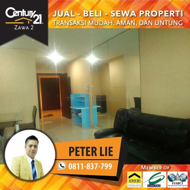Apartment Central Park 2Bedroom+1 Fully Furnish Murah dan Bagus, Tanjung Duren, Jakarta Barat