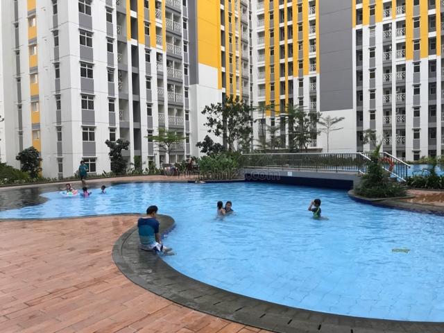 The springlake bekasi Unfurnished, studio, lantai 7, bisa per 3 bulan, Summarecon Bekasi, Bekasi