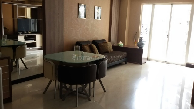 Apartemen Royal Mediterania Full Furnished Tipe 3 Bedroom + 1 Tanjung Duren, Tanjung Duren, Jakarta Barat