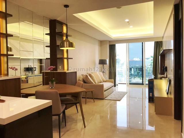 Apartemen Pondok Indah Residence, Jakarta Selatan, Pondok Indah, Jakarta Selatan