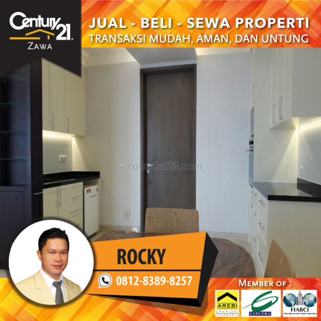 3BR+2Bathroom 1Park Avenue, Jakarta Selatan, USD. 3.100/Bulan, Gandaria, Jakarta Selatan
