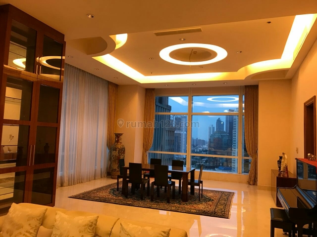 Apartemen Pacific Place Mewah Dan Bagus, Senayan, Jakarta Selatan