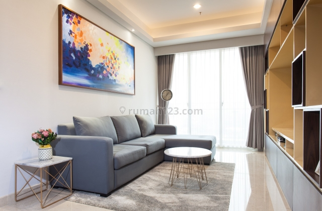 Apartemen Pondok Indah Residences 2 Bedrooms - Furnished Brand New, Pondok Indah, Jakarta Selatan