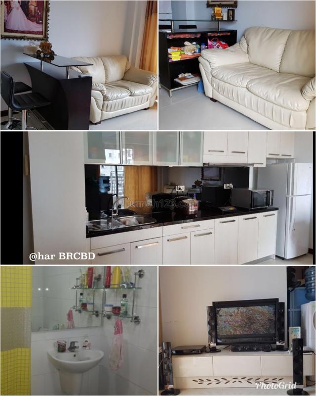 Apartemen Full Furnished Siap Huni di Waterplace Pakuwon indah, Sambikerep, Surabaya