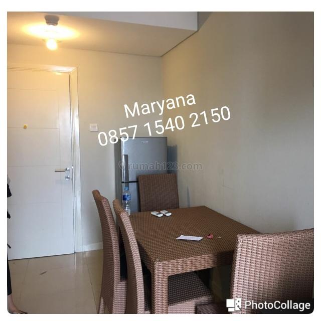 Apartemen Madison Park di Tj Duren 1 BR Furnish Tahunan, Tanjung Duren, Jakarta Barat