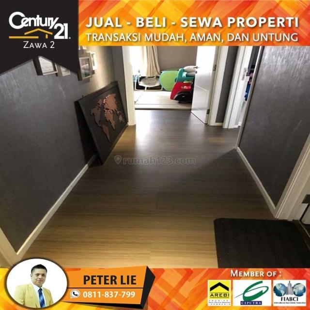 Apartemen Royal Mediterania 3 Bed Fully Furnish, Central Park, Jakarta Barat, Central Park, Jakarta Barat