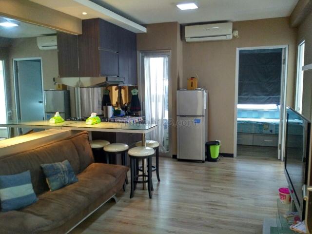 Apartemen Green Bay Pluit 3 BR Furnish Bagus & Baru, Pluit, Jakarta Utara
