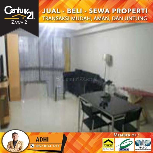 Apartemen Taman Anggrek tipe 2 Bed+1 Fully Furnish, Taman Anggrek, Jakarta Barat