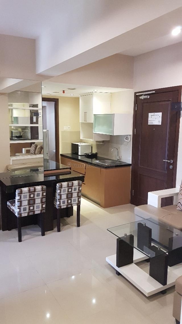 apartment galery cimbuleuit 2 2BR full furnished baguss.., Ciumbuleuit, Bandung