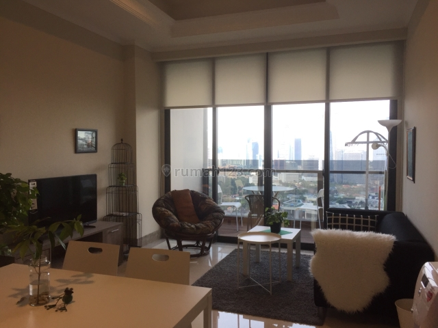 Apartemen District 8 Mewah dan Baru, Senopati, Jakarta Selatan