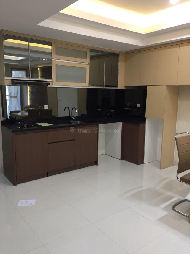 Unit Furnished 85m Di The Mansion Kemayoran, Kemayoran, Jakarta Pusat