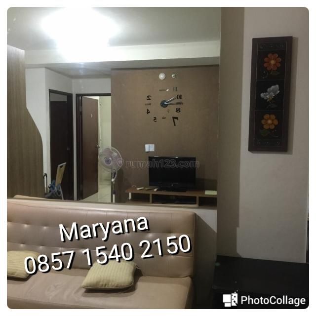 Apartemen Medit 2 Tj Duren 3 BR Tower Kenanga Tahunan, Tanjung Duren, Jakarta Barat