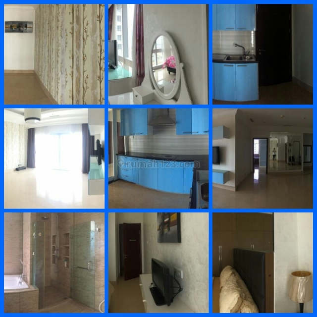Apartemen Capital Residence – 3 BR Harga di Bawah Pasaran Jalan Jendral Sudirman Kav. 52-53 Lot. 24, Jakarta Selatan, SCBD, Jakarta Selatan