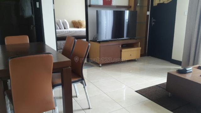 Apartemen Dhamawangsa Essence 2BR Eminence 2 Tower Middle Floor View City Furnished, Kebayoran Baru, Jakarta Selatan