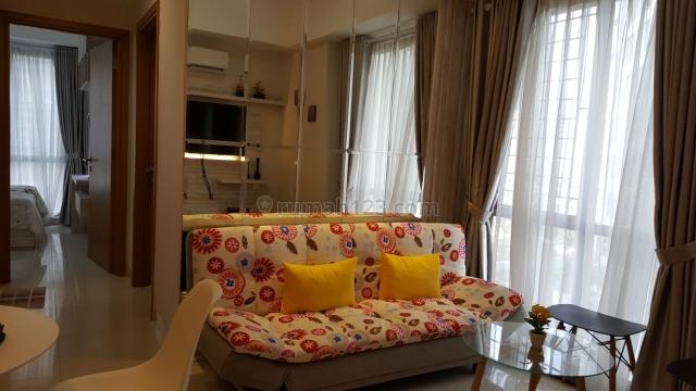 The Mansion Dukuh Golf Kemayoran 2 Bedroom 52m2, Kemayoran, Jakarta Pusat