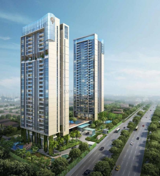 Apartemen Wang Residence, 3 BR, Kedoya, Jakarta Barat, Kedoya, Jakarta Barat
