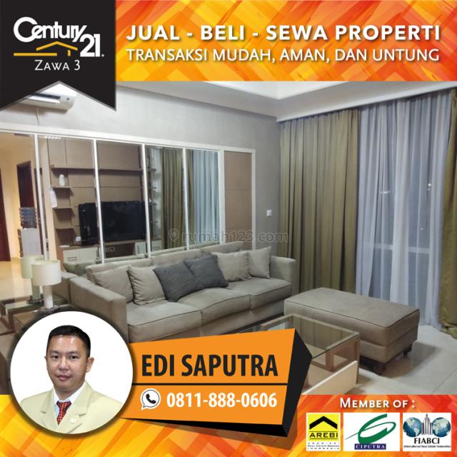 Apartemen Denpasar Residence 2BR Full Furnished Tower Ubud Middle Floor, Setiabudi, Jakarta Selatan