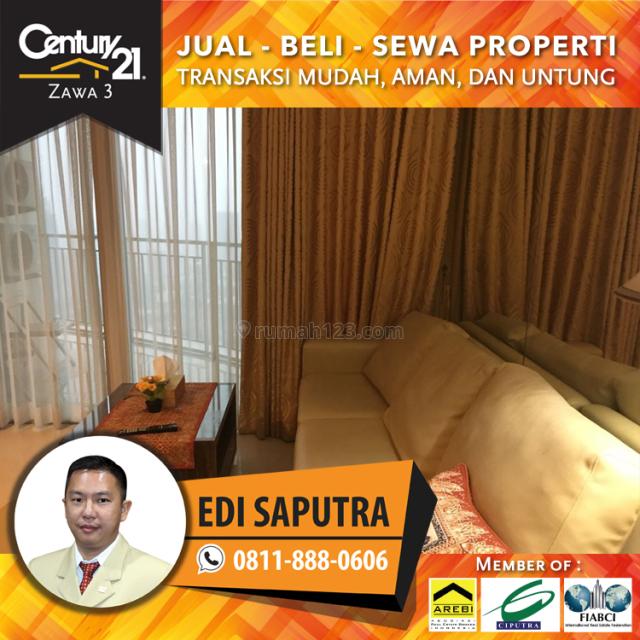Apartemen Denpasar Residence 3BR+1 Full Furnished Tower Kintamani, Setiabudi, Jakarta Selatan