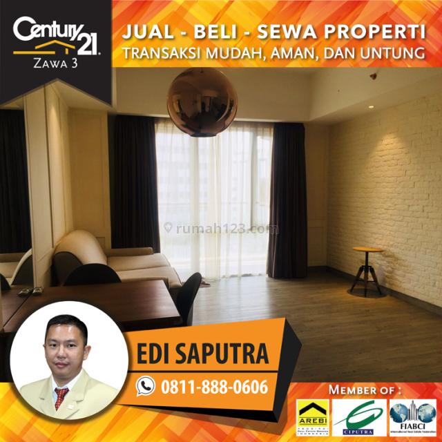 Apartemen Ambassade Residence Kuningan 2BR Full Furnished, Setiabudi, Jakarta Selatan