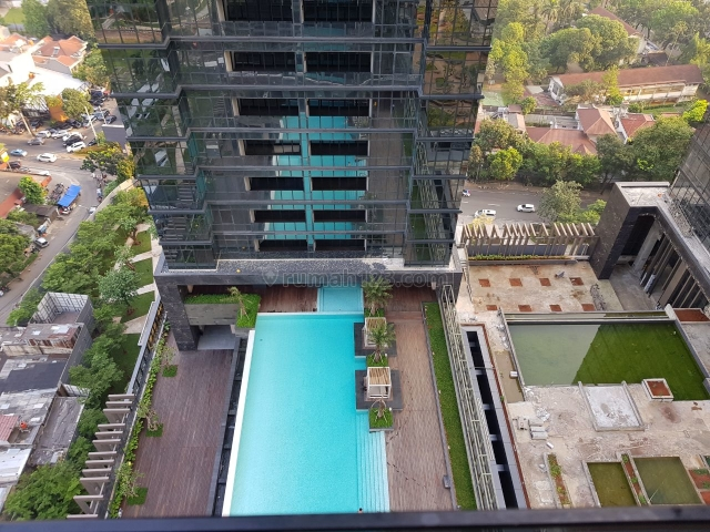 Brand New Apartment District 8 @ Senopati 2BR 153 Sqm - Private Lift and View Pool, Sudirman, Jakarta Selatan
