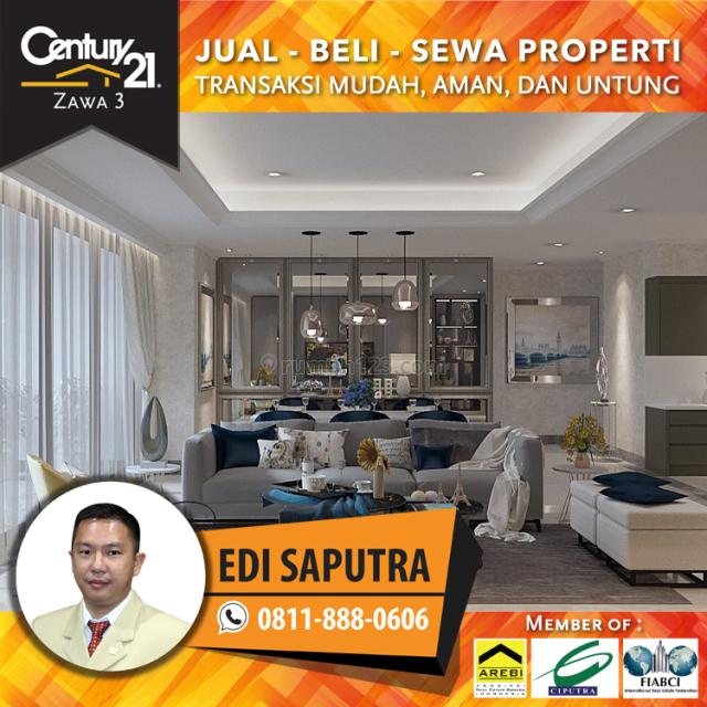 Apartemen District 8 Senopati 4 Bedroom Full Furnished, Senopati, Jakarta Selatan