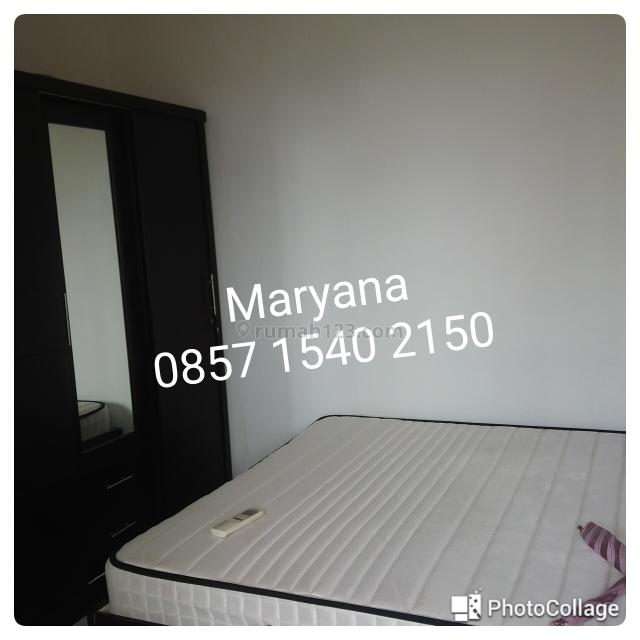 Apartemen Medit 2 Tj Duren 2 BR Semi Furnish Tahunan, Tanjung Duren, Jakarta Barat