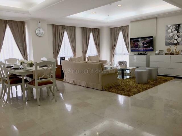 Apartemen Pondok Indah Golf Hill Terrace Luxury Fully Furnished  3 BR, Pondok Indah, Jakarta Selatan