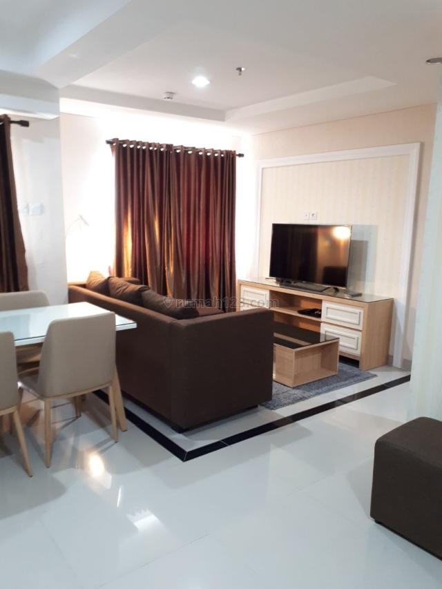 Good Apartment with Nice 2 Bedrooms at Trivium Terrace, Cikarang, Bekasi