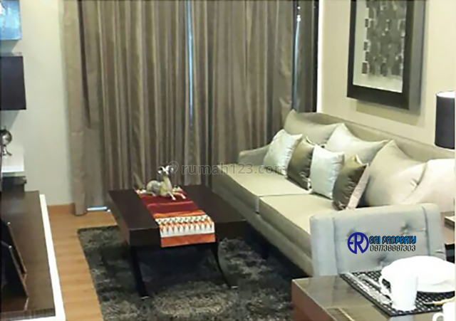 Apartemen Casa Grande 2 BR 2,3 Miliar ERI Property Casagrande Residence Jakarta Selatan, Cassablanca, Jakarta Selatan