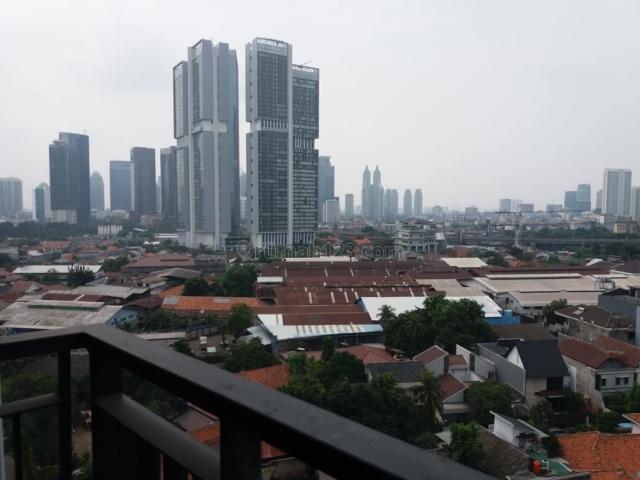 Apartemen Tamansari Semanggi Studio Tower B Low Floor View TImur Unfurnished, Setiabudi, Jakarta Selatan