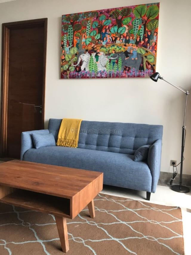 Apartemen Mewah District 8 @ Senopati Tipe 1 Bedroom Fully Furnished, Jakarta Selatan., Senopati, Jakarta Selatan