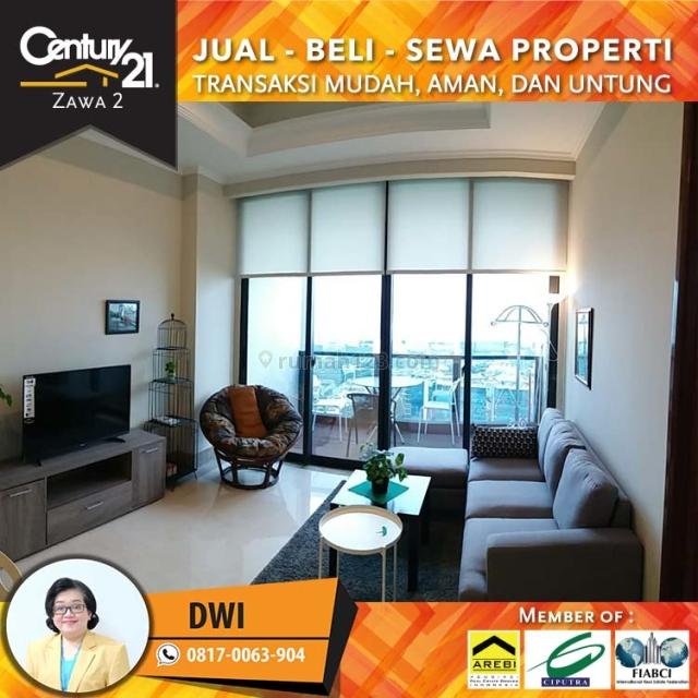 Apartemen District 8 Senopati 1 Bedroom Fully Furnish High Floor Tower Infinity, Senayan, Jakarta Selatan
