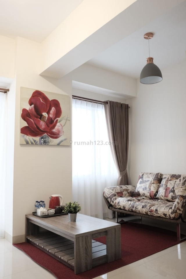 apartement galeri ciumbuleuit 3 full furnished, Ciumbuleuit, Bandung