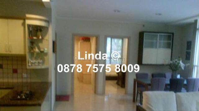 Apartemen paladian lantai dasar furnished siap huni, Kelapa Gading, Jakarta Utara