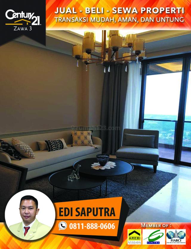 Apartemen District 8 Senopati 1BR Tower Eternity High Floor, Senopati, Jakarta Selatan