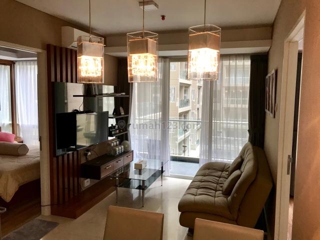 Apartemen Landmark Residence Bandung PUSAT KOTA BANDUNG - 2 BR Fully Furnished - Direct by Owner, Pasir Kaliki, Bandung