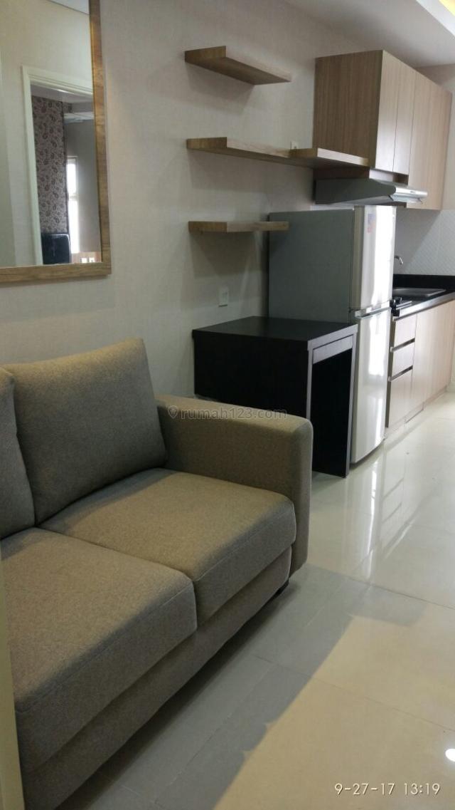 Madison Park 1 Kamar 1 Bedroom Full Furnish 30,1m2 Bisa Per 3 Bulan, Tanjung Duren Selatan, Jakarta Barat