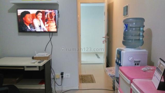 Madison Park per Bulan type Studio 18,16m2 Fully Furnished Free Internet, Tanjung Duren Selatan, Jakarta Barat