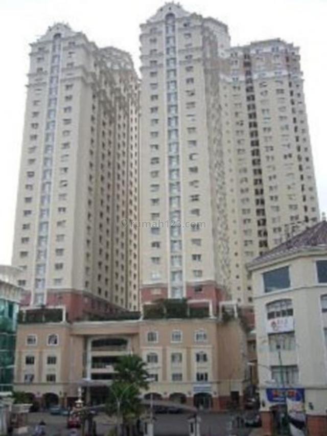 Apartemen Meditrania Gajah Mada Jalan Gajah Mada hadap selatan Jakarta Barat, Tamansari, Jakarta Barat