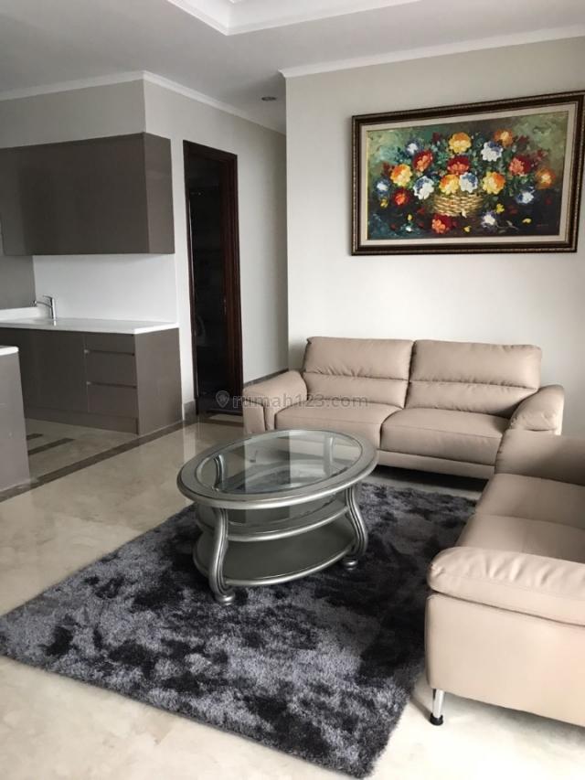 Distric 8 3+1BR 179m2 full furnish view pool, Senopati, Jakarta Selatan