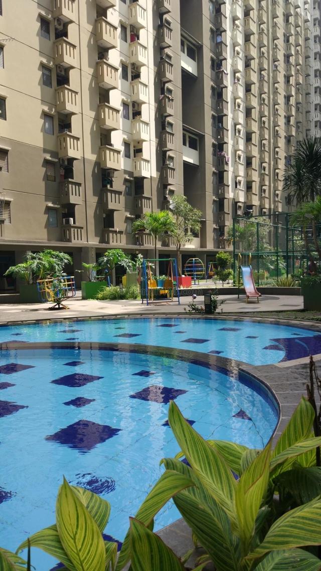 Apartemen Cantik Minimalis Full Furnished di Gateaway Apartemen - Cicadas, Cicadas, Bandung