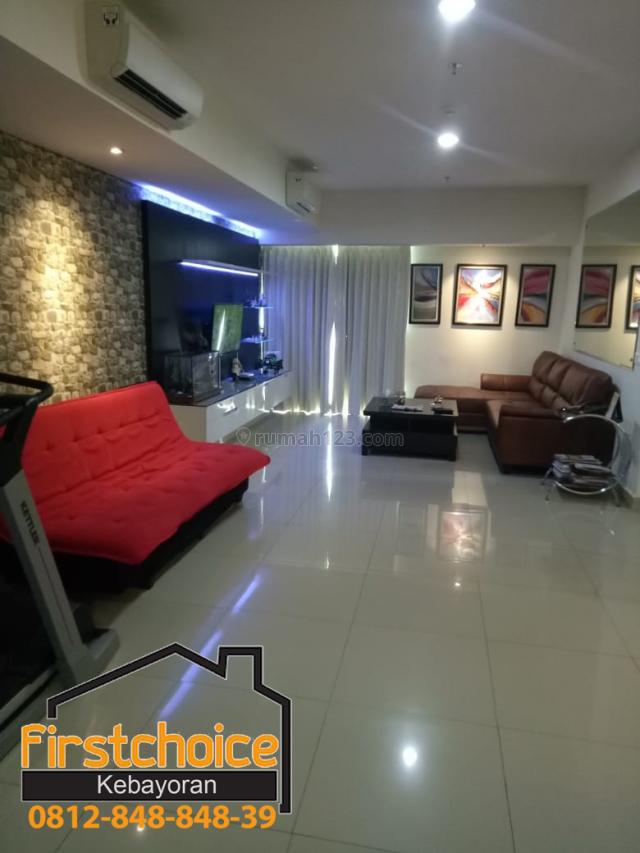 Apartemen Sherwood Fully Furnished 3 Bedrooms, Kelapa Gading, Jakarta Utara