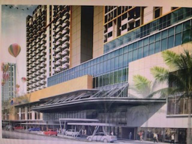 Apartemen Metropolitan Park Bekasi - Studio 20m2 Unfurnished, Telukpucung, Bekasi