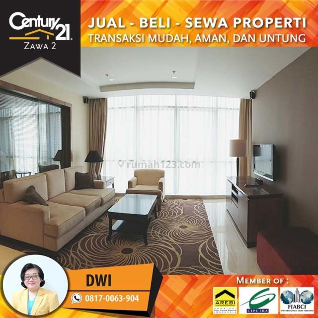 Apartemen Oakwood Premier Mega Kuningan 2BR Full Furnished Bagus dan Mewah, Mega Kuningan, Jakarta Selatan