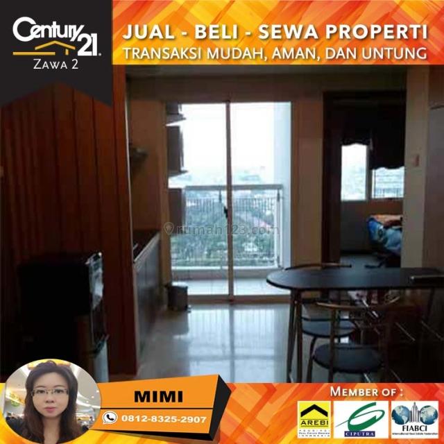 Apartemen Royal Mediterania Garden  2BR Fully Furnished Midle Floor Tower Lavender, Tanjung Duren, Jakarta Barat