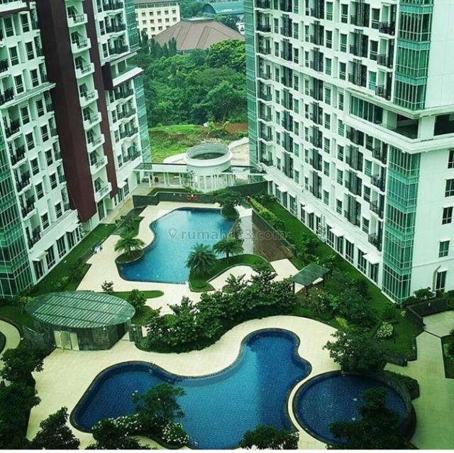 Apartemen KALIBATA City Tower Cendana Woodland Park Residence Kalibata , Jakarta Selatan  Luas : 40 m2 ( semi gross ), Kalibata, Jakarta Selatan