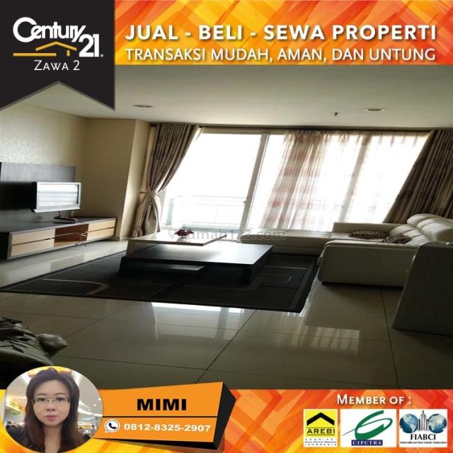 Apartemen Bagus Central Park Residence 2 Bed Full Furnished, Central Park, Jakarta Barat